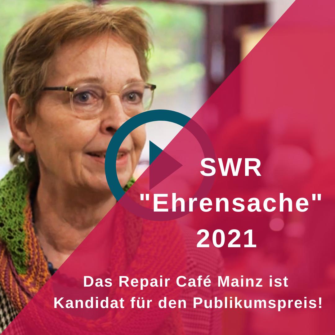 SWR Ehrensache - Wir brauchen eure Stimmen!